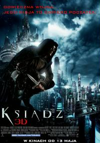 Ksiądz (2011) plakat