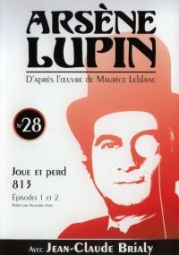 Arsène Lupin joue et perd (1980) plakat
