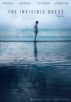 plakat - Contratiempo. Niewidzialny gość (2016)
