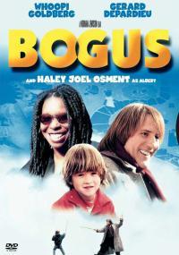 Bogus, mój przyjaciel na niby (1996) plakat