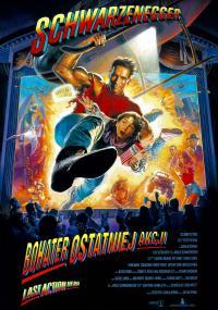 Bohater ostatniej akcji (1993) plakat