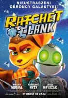 plakat - Ratchet i Clank (2016)