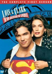 Nowe przygody Supermana (1993) plakat