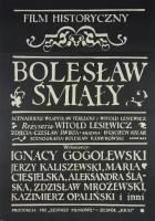 plakat - Bolesław Śmiały (1971)
