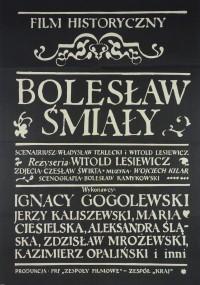 Bolesław Śmiały (1971) plakat