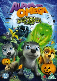 Alpha and Omega 4: The Legend of the Saw-Toothed Cave (2014) plakat