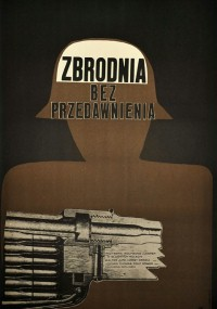 Zbrodnia bez przedawnienia (1968) plakat