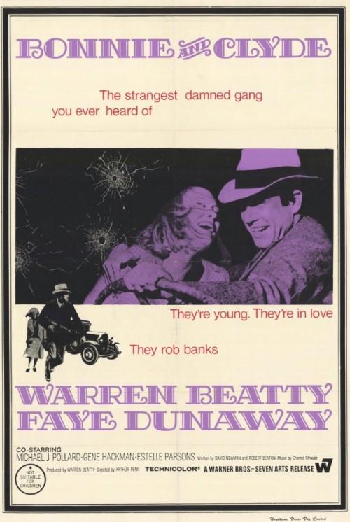 Plakaty - Bonnie i Clyde (1967) - Filmweb