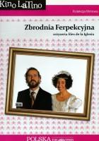 plakat - Zbrodnia ferpekcyjna (2004)