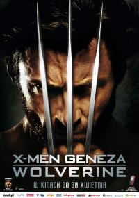 X-Men Geneza: Wolverine (2009) plakat