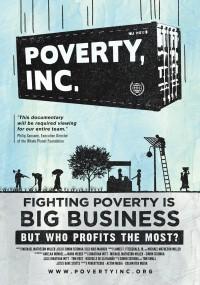 Bieda, spółka akcyjna (2014) plakat