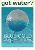 plakat - Błękitne złoto (2008)
