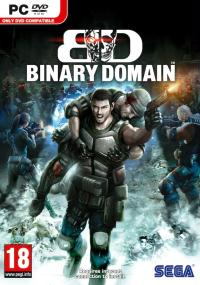 Binary Domain (2012) plakat