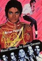 Michael Jackson: The Legend Continues (1988) plakat