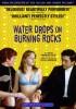 Krople wody na rozpalonych kamieniach