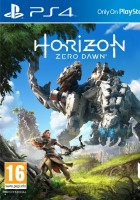 plakat - Horizon Zero Dawn (2017)
