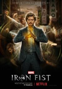 Iron Fist (2017) plakat