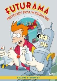 Futurama: Przygody Fry'a w kosmosie (1999) plakat