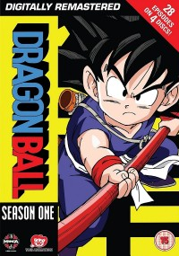 Dragon Ball (1986) plakat