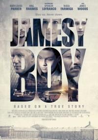Jamesy Boy (2014) plakat