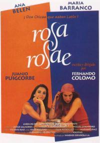 Rosa rosae (1993) plakat