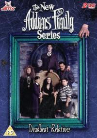Nowe przygody Rodziny Addamsów (1998) plakat