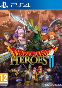 Dragon Quest Heroes II: The Twin Kings and the Prophecy's End (2016) plakat