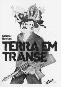 Ziemia w transie (1967) plakat