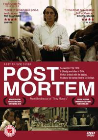 Post Mortem (2010) plakat