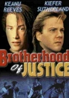 Bractwo sprawiedliwych (1986) plakat