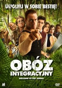 Obóz integracyjny (2013) plakat
