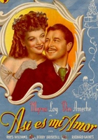 So Goes My Love (1946) plakat