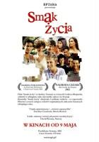 plakat - Smak życia (2002)