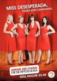 Amas de casa desesperadas (2008) plakat