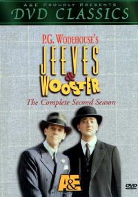 Jeeves and Wooster (1990) plakat