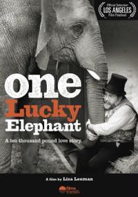 One Lucky Elephant (2010) plakat