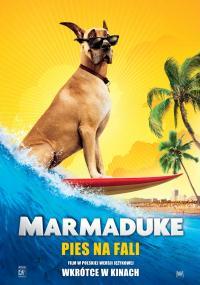 Marmaduke - pies na fali (2010) plakat