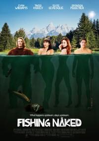 Fishing Naked (2014) plakat