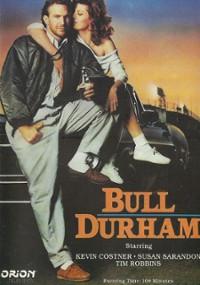 Byki z Durham (1988) plakat