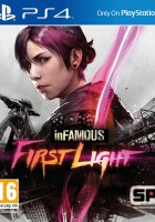 plakat - inFamous: First Light (2014)