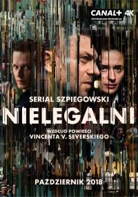 Nielegalni (2018) plakat