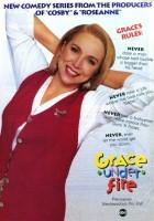 plakat - Grace w opałach (1993)