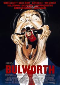 Senator Bulworth (1998) plakat