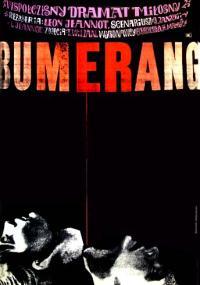 Bumerang (1966) plakat