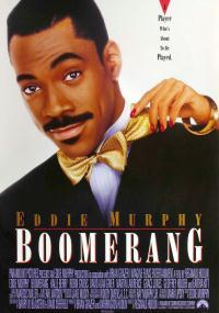 Bumerang (1992) plakat