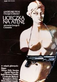 Ucieczka na Atenę (1979) plakat
