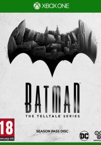 Batman - The Telltale Series (2016) plakat
