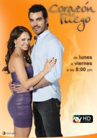 Corazón de fuego (2011) plakat