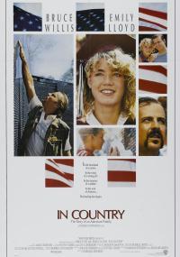 Na wrogiej ziemi (1989) plakat