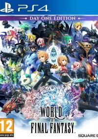 World of Final Fantasy (2016) plakat
